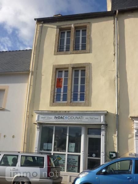 Maison a vendre Châteaulin 29150 Finistere 58 m2 4 pièces 94072 euros