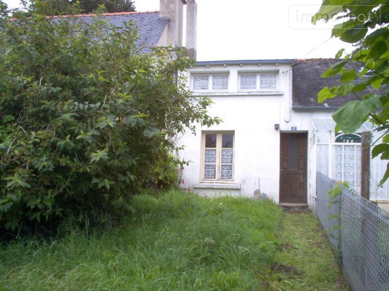 Maison a vendre Saint-Goazec 29520 Finistere 2 pièces 63161 euros