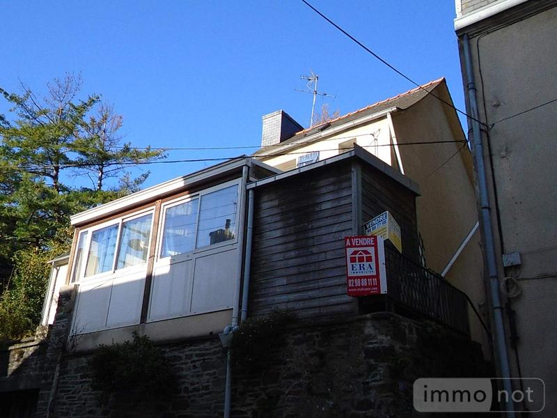 Achat maison a vendre morlaix 29600 finistere 67 m2 6 for Achat maison 67