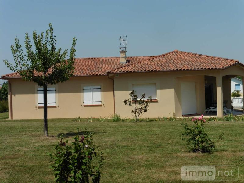Maison a vendre Seissan 32260 Gers 122 m2 5 pièces 305000 euros