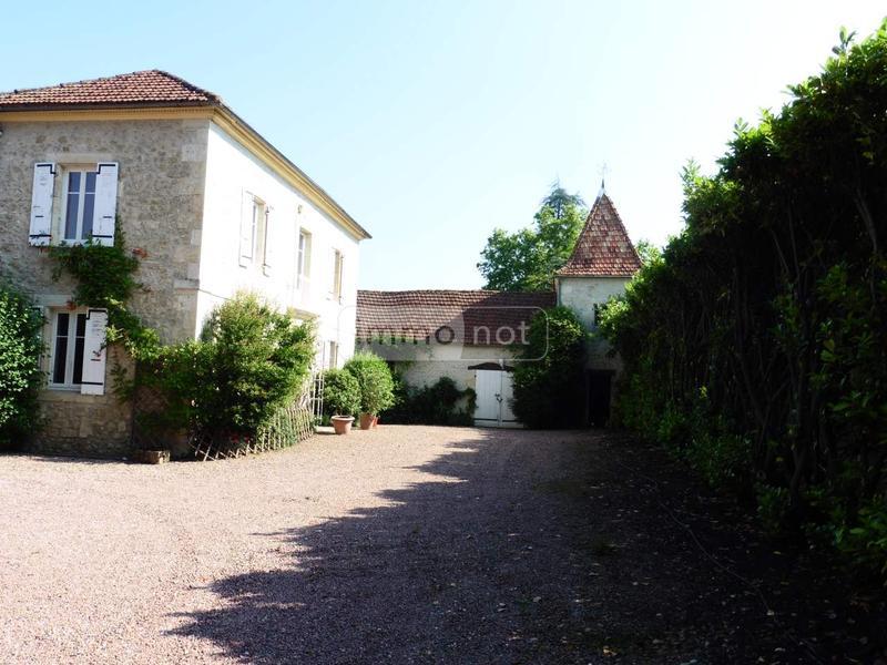 Achat maison a vendre vic fezensac 32190 gers 235 m2 7 for Achat maison gers