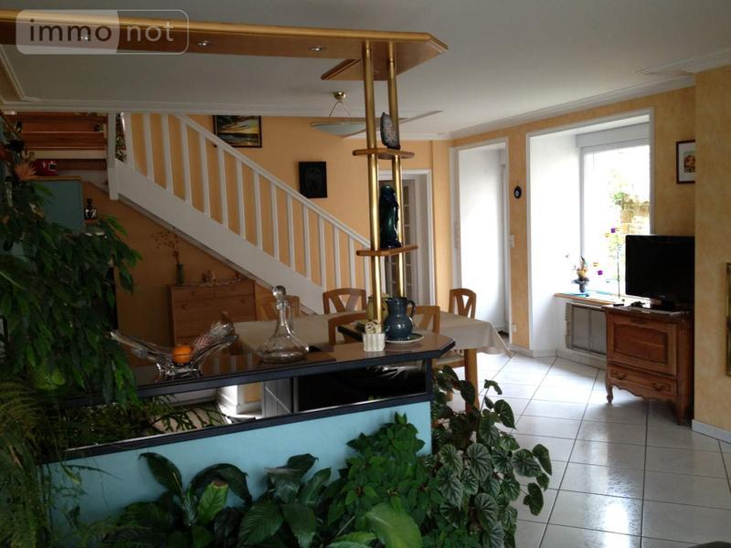 Maison a vendre Vieux-Vy-sur-Couesnon 35490 Ille-et-Vilaine 150 m2 6 pièces 176600 euros