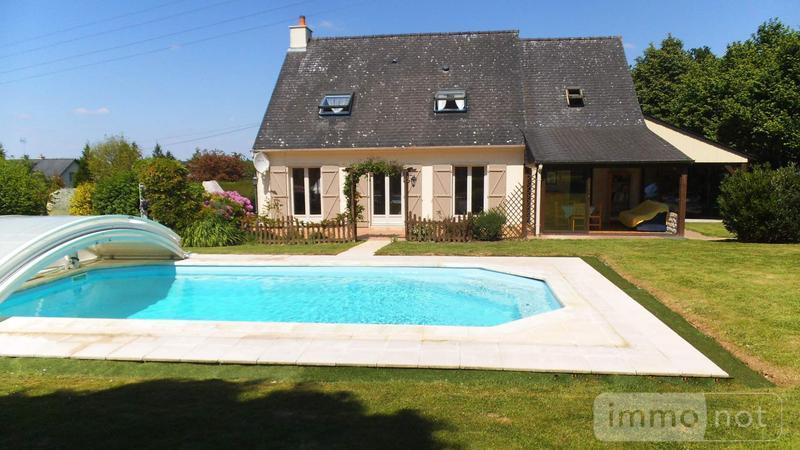 Maison a vendre Dourdain 35450 Ille-et-Vilaine 138 m2 6 pièces 248297 euros