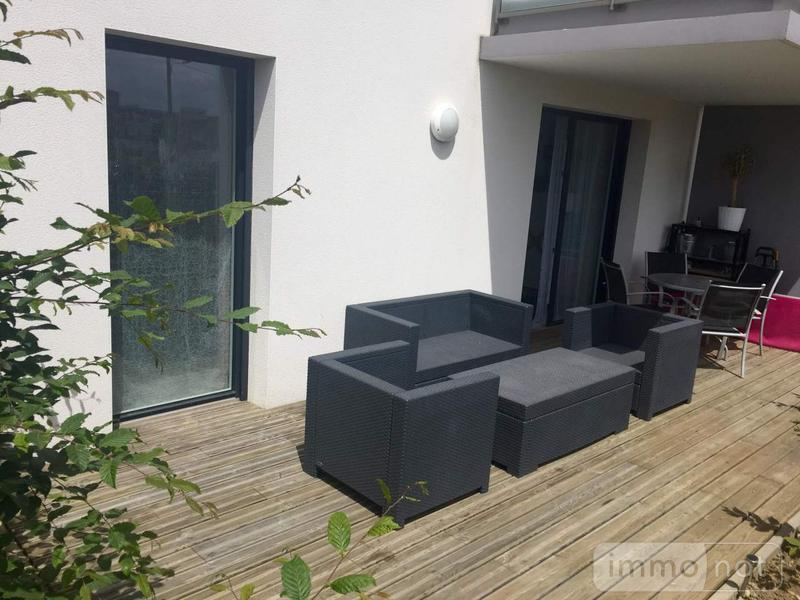 Appartement a vendre Rennes 35000 Ille-et-Vilaine 64 m2 3 pièces 249300 euros