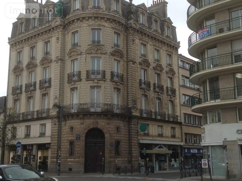 achat appartement a vendre rennes 35000 ille et vilaine 196 m2 7 pi ces 623300 euros. Black Bedroom Furniture Sets. Home Design Ideas