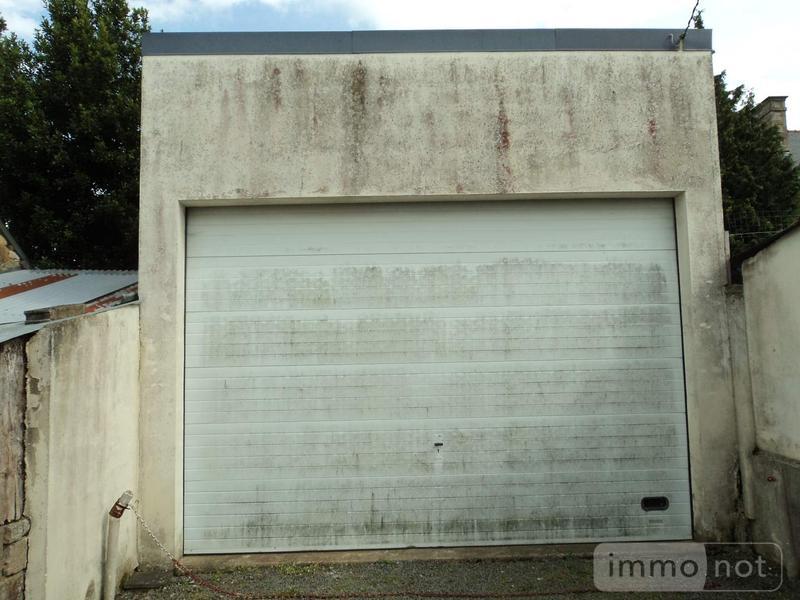 Garage et parking a vendre Antrain 35560 Ille-et-Vilaine 44 m2  19080 euros