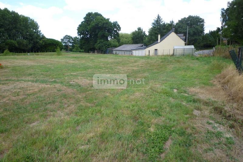 Terrain a batir a vendre Saint-Malon-sur-Mel 35750 Ille-et-Vilaine 559 m2  15900 euros