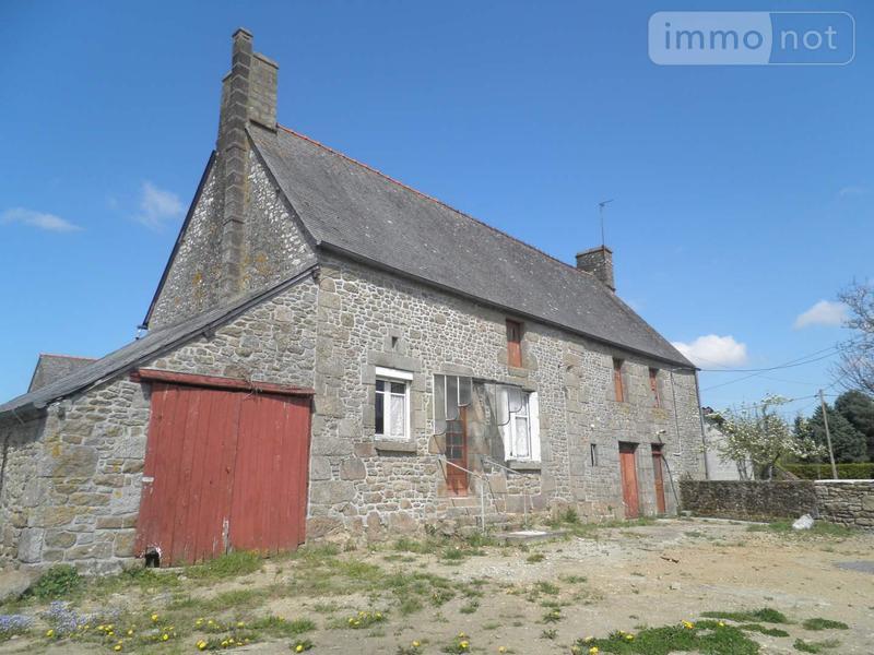 Maison a vendre Noyal-sous-Bazouges 35560 Ille-et-Vilaine 160 m2 3 pièces 92133 euros