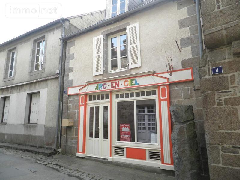 Maison a vendre Bazouges-la-Pérouse 35560 Ille-et-Vilaine 100 m2 6 pièces 68835 euros