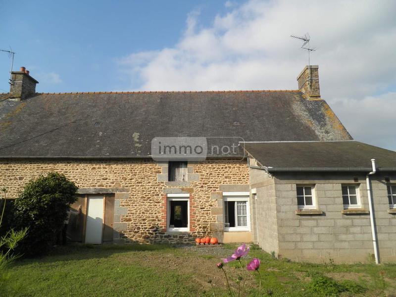 Maison a vendre Bazouges-la-Pérouse 35560 Ille-et-Vilaine 75 m2 5 pièces 68835 euros