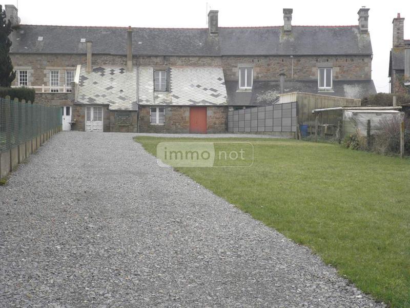 Maison a vendre Marcillé-Raoul 35560 Ille-et-Vilaine 87 m2 4 pièces 63540 euros