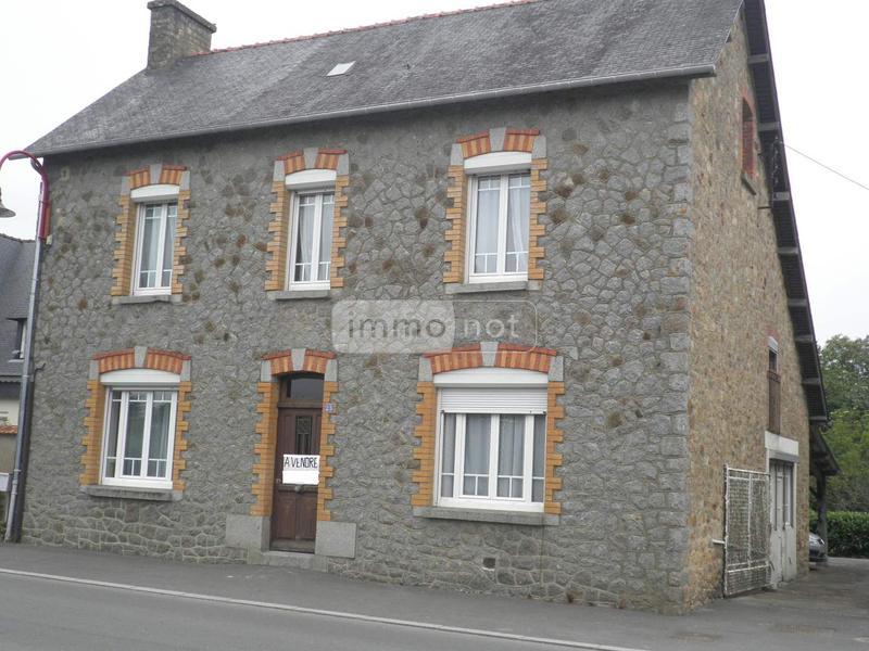 Maison a vendre Marcillé-Raoul 35560 Ille-et-Vilaine 130 m2 8 pièces 137670 euros