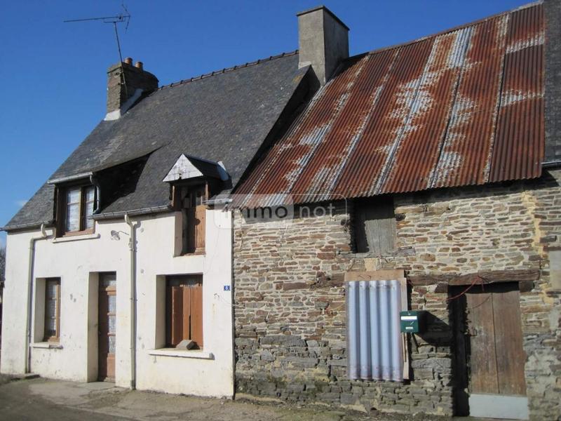 Maison a vendre Aucey-la-Plaine 50170 Manche 100 m2 3 pièces 45050 euros