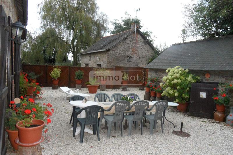 Maison a vendre Le Pertre 35370 Ille-et-Vilaine 165 m2 6 pièces 227972 euros