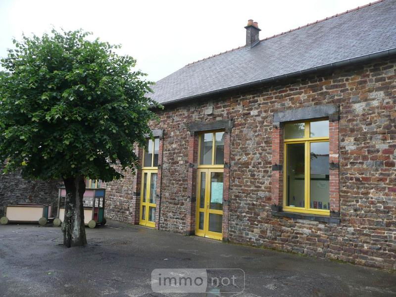 Maison a vendre Saint-M'Hervé 35500 Ille-et-Vilaine 181 m2 5 pièces 73472 euros