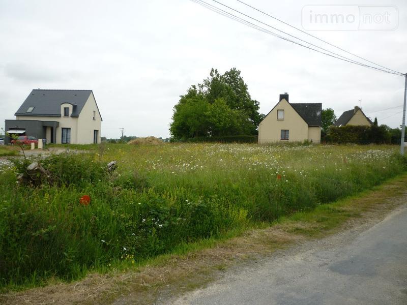 Terrain a batir a vendre Livré-sur-Changeon 35450 Ille-et-Vilaine 1000 m2  63172 euros