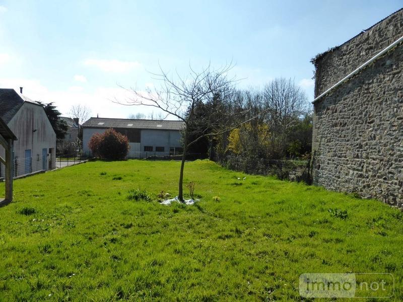 Terrain a batir a vendre La Gravelle 53410 Mayenne 400 m2  31800 euros