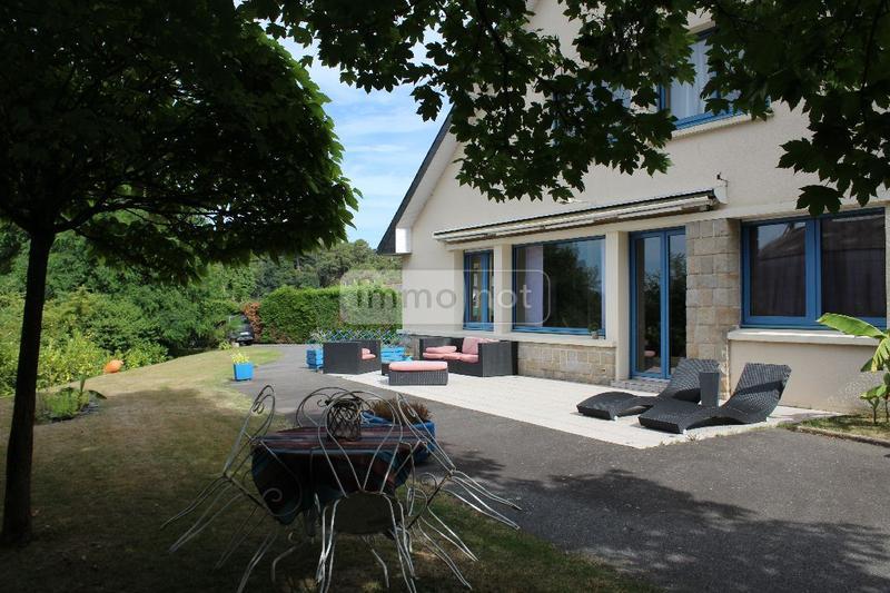 Maison a vendre Châtillon-en-Vendelais 35210 Ille-et-Vilaine 135 m2 4 pièces 166172 euros
