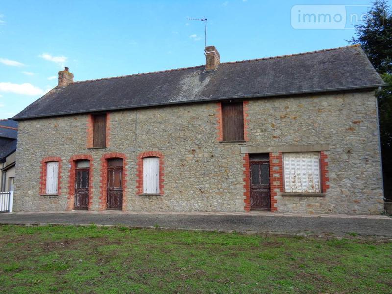 Maison a vendre Taillis 35500 Ille-et-Vilaine 1 m2 3 pièces 74800 euros