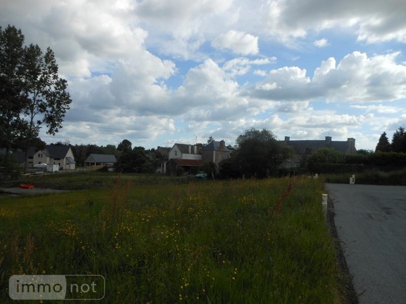 Terrain a batir a vendre Dol-de-Bretagne 35120 Ille-et-Vilaine 513 m2  46349 euros
