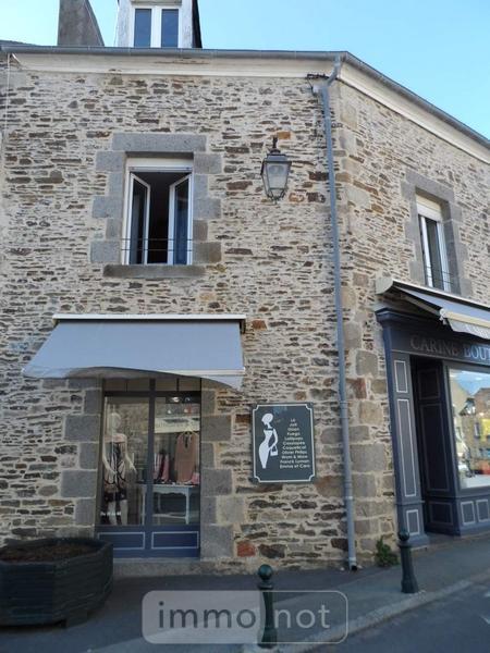 Fonds et murs commerciaux a vendre Cancale 35260 Ille-et-Vilaine 40 m2  72800 euros