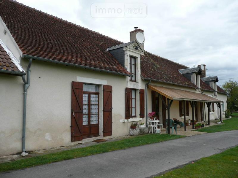Maison a vendre Poulaines 36210 Indre 106 m2 4 pièces 146000 euros