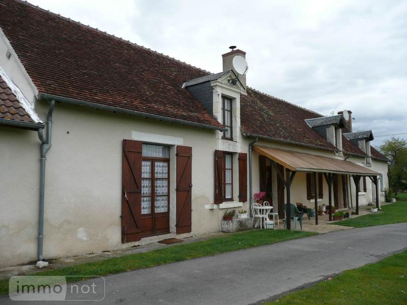 Maison a vendre Poulaines 36210 Indre 106 m2 4 pièces 159000 euros