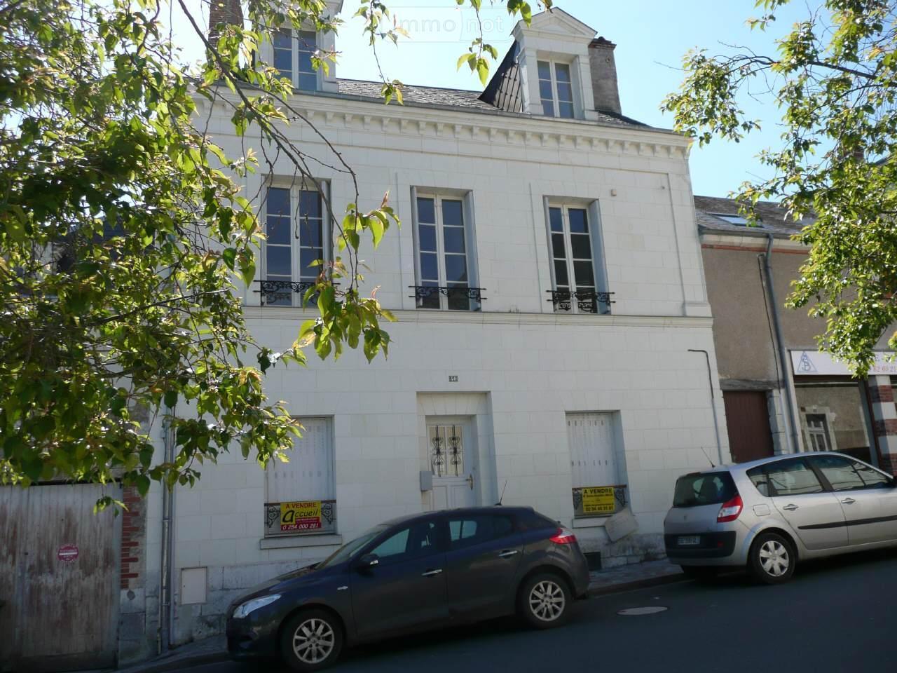 Maison a vendre Valençay 36600 Indre 160 m2 5 pièces 84000 euros