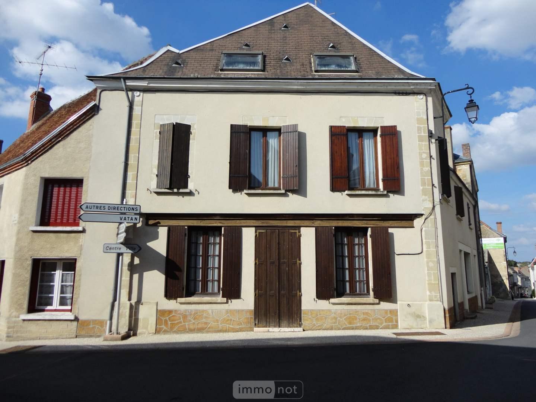 Maison a vendre Graçay 18310 Cher 110 m2 6 pièces 94500 euros
