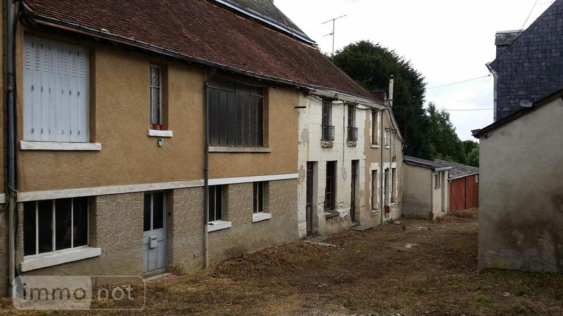 Immeuble de rapport a vendre Valençay 36600 Indre 200 m2  95000 euros