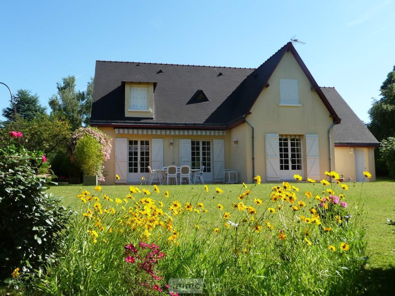 Maison a vendre Montlouis-sur-Loire 37270 Indre-et-Loire 178 m2 7 pièces 372000 euros