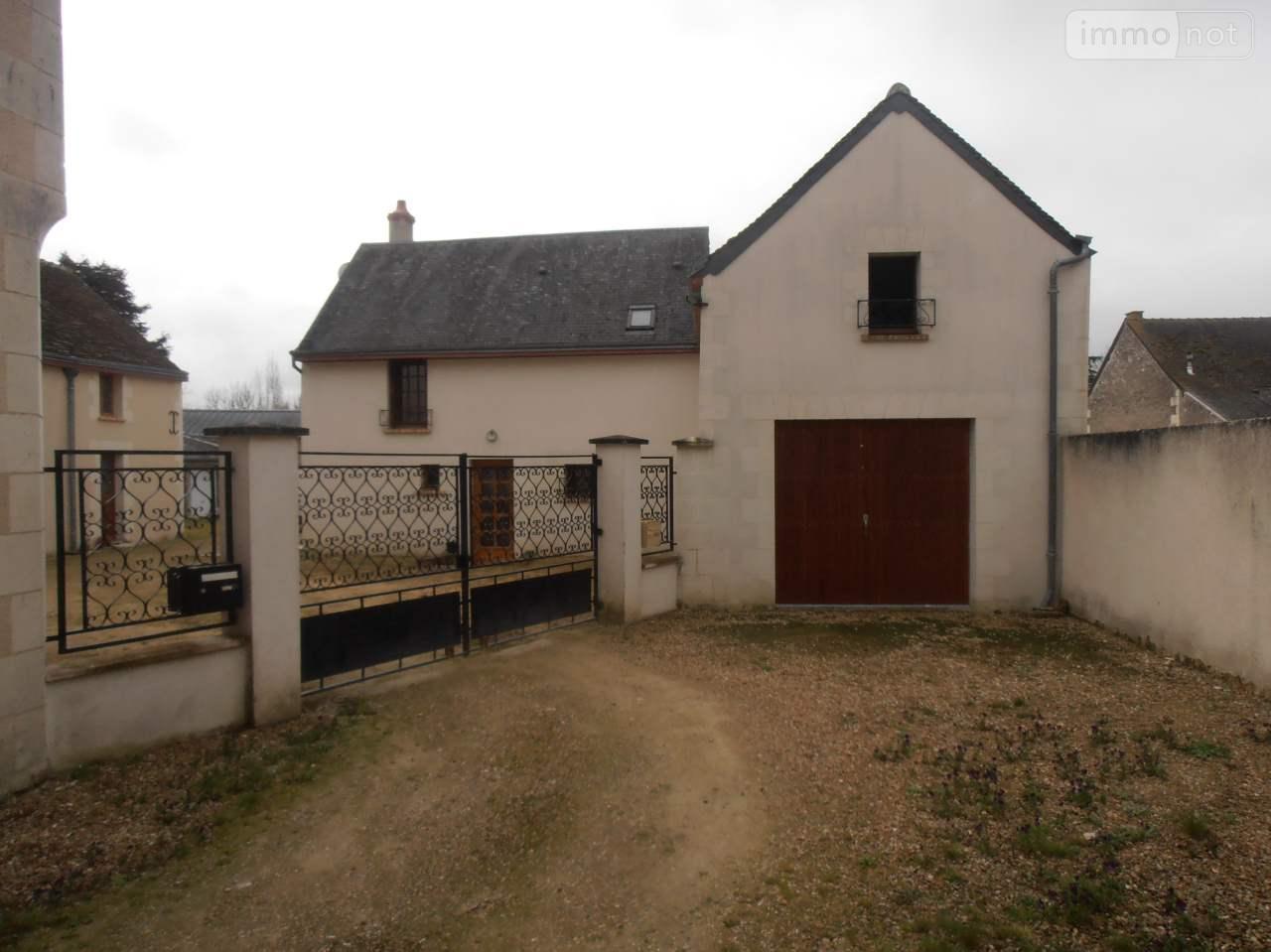 Maison a vendre Channay-sur-Lathan 37330 Indre-et-Loire 170 m2 9 pièces 296460 euros