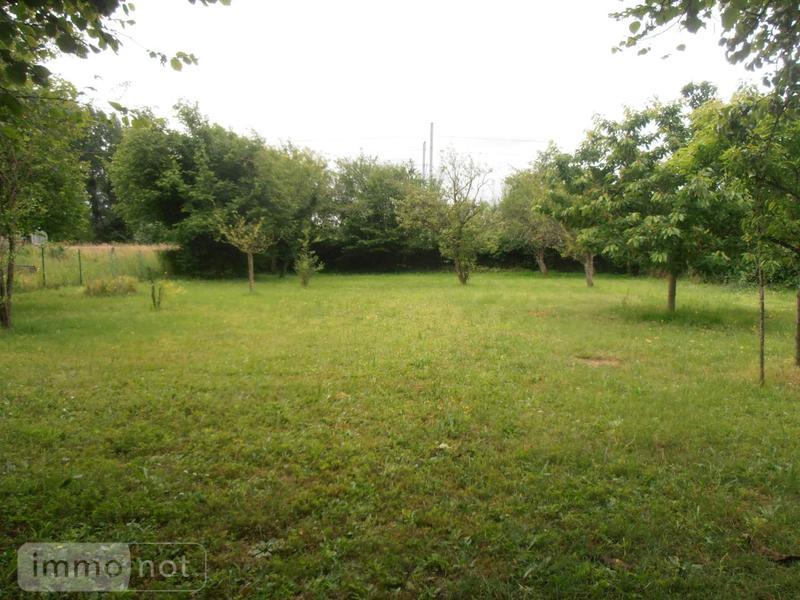 Terrain a batir a vendre Saint-Martin-le-Beau 37270 Indre-et-Loire 1734 m2  115160 euros