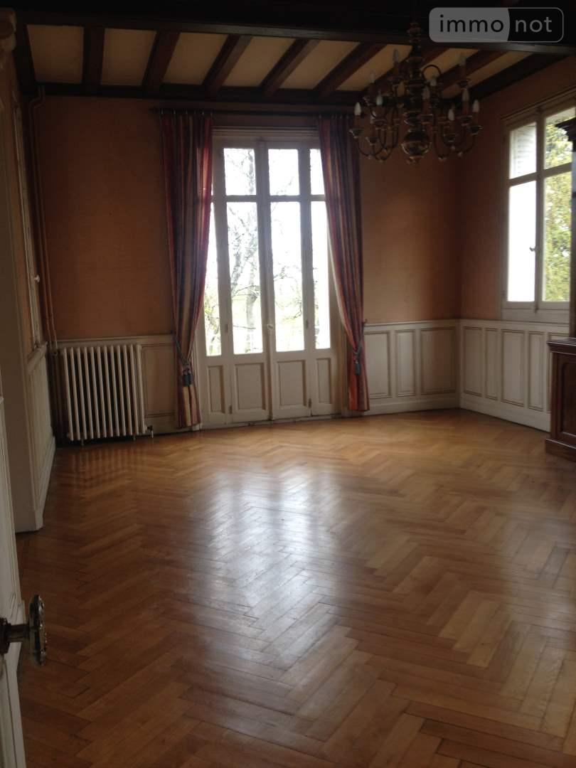 Maison a vendre Montlouis-sur-Loire 37270 Indre-et-Loire 290 m2 8 pièces 593600 euros