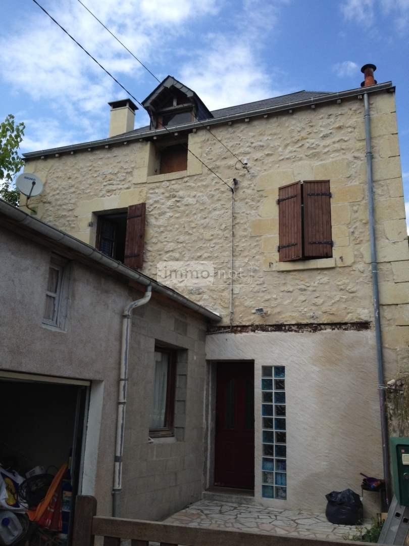 Maison a vendre Azay-le-Rideau 37190 Indre-et-Loire 73 m2 4 pièces 135000 euros