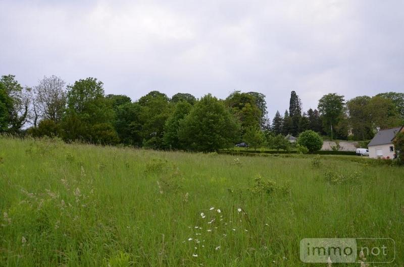 Terrain a batir a vendre L'Île-Bouchard 37220 Indre-et-Loire 1146 m2  20200 euros