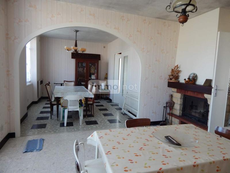 Maison a vendre Ports 37800 Indre-et-Loire 80 m2 4 pièces 90200 euros
