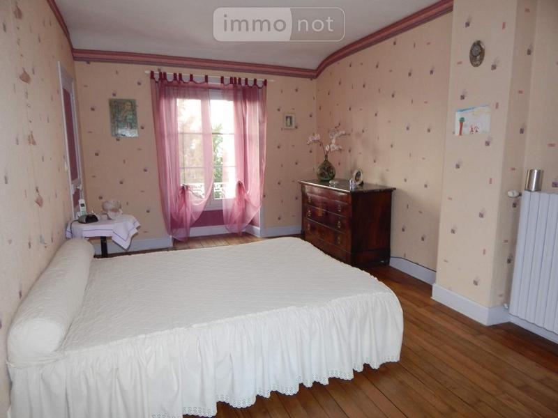 Maison a vendre Richelieu 37120 Indre-et-Loire 133 m2 6 pièces 166200 euros