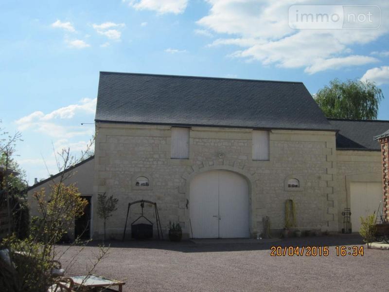 propriete a vendre Restigné 37140 Indre-et-Loire 200 m2 7 pièces 670900 euros