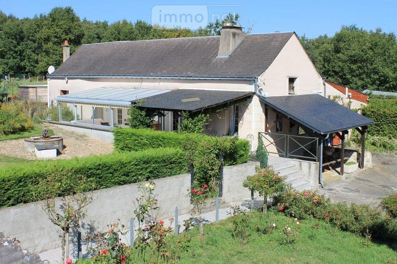 Maison a vendre Rivarennes 37190 Indre-et-Loire 108 m2 4 pièces 341300 euros