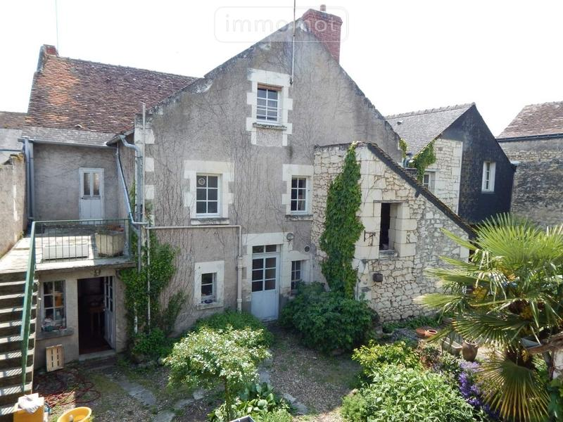 Achat maison a vendre l 39 le bouchard 37220 indre et for Achat maison ile