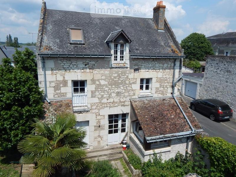 Maison a vendre L'Île-Bouchard 37220 Indre-et-Loire 312 m2 11 pièces 208000 euros