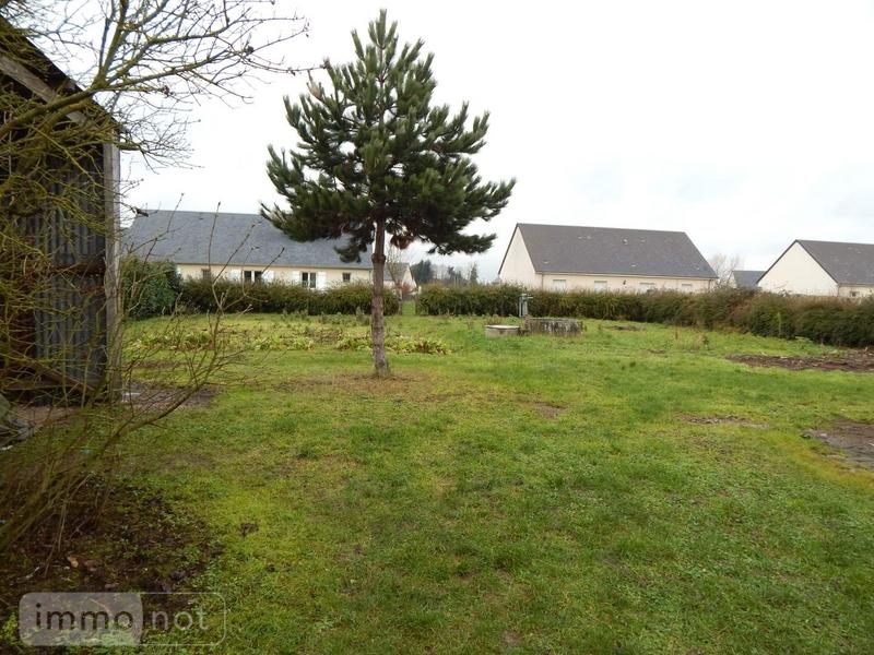 Terrain a batir a vendre Nouâtre 37800 Indre-et-Loire 1039 m2  26500 euros