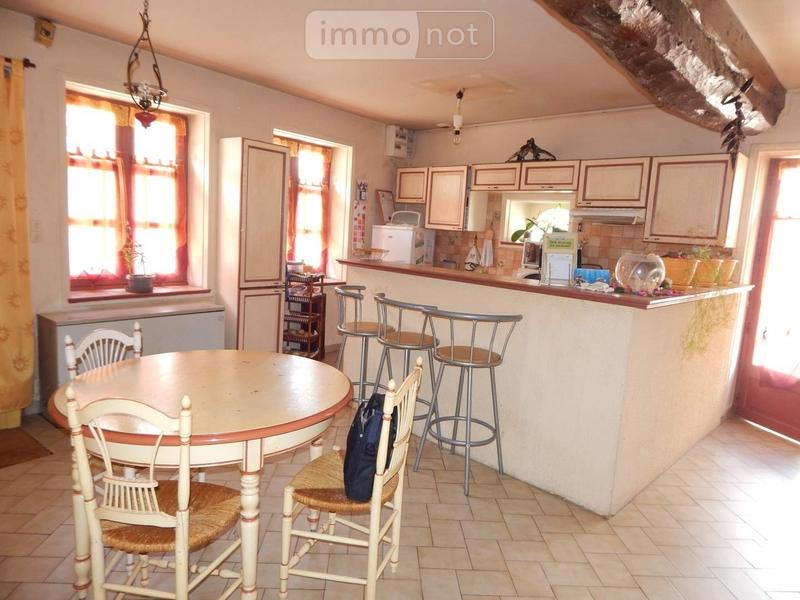 Maison a vendre L'Île-Bouchard 37220 Indre-et-Loire 120 m2 5 pièces 80500 euros