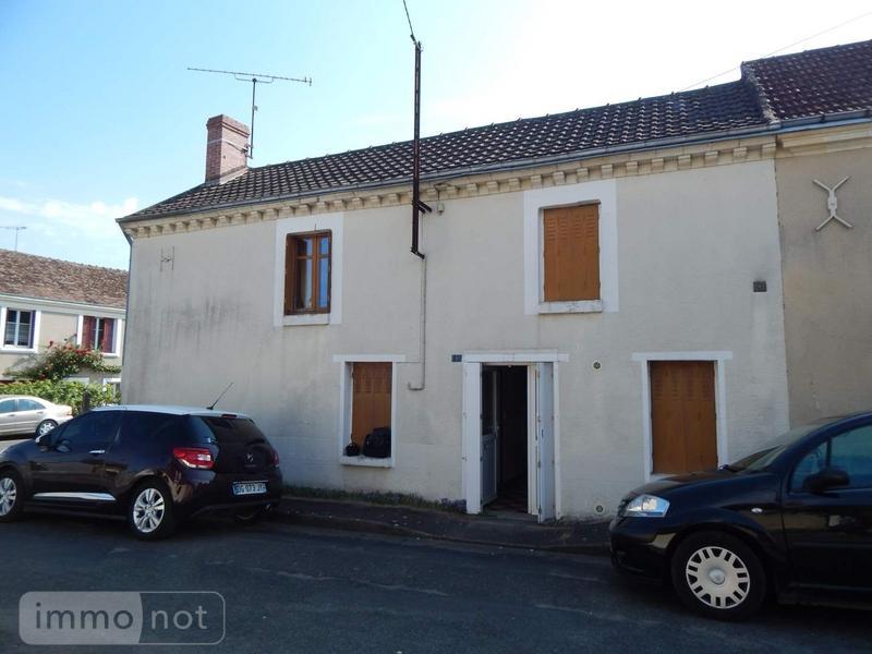Maison a vendre L'Île-Bouchard 37220 Indre-et-Loire 92 m2 5 pièces 74200 euros