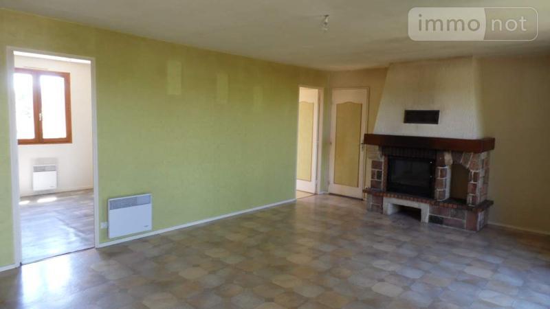 Maison a vendre Nouâtre 37800 Indre-et-Loire 83 m2 5 pièces 115730 euros