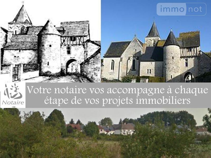 Terrain a batir a vendre Saint-Épain 37800 Indre-et-Loire 584 m2  37100 euros