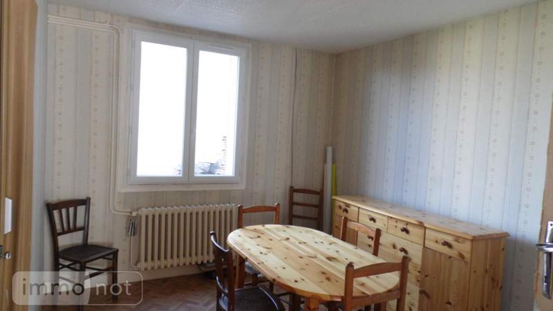 Maison a vendre Sainte-Maure-de-Touraine 37800 Indre-et-Loire 112 m2 5 pièces 96132 euros