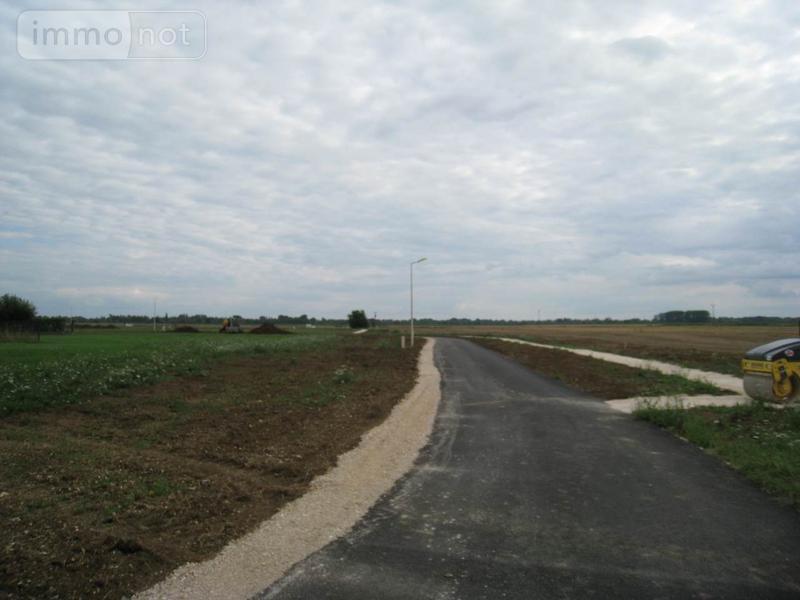 Terrain a batir a vendre Annoire 39120 Jura 1216 m2  28880 euros