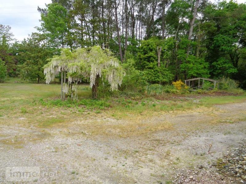 Terrains de loisirs bois etangs a vendre Mées 40990 Landes 10000 m2  481500 euros